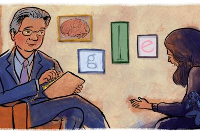 who is herb kleber google doodle addiction