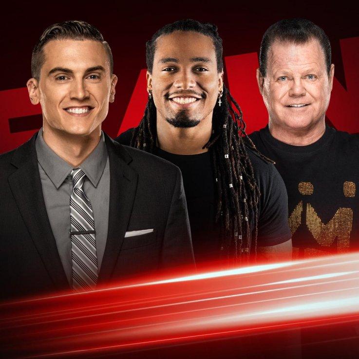 new wwe raw announce team