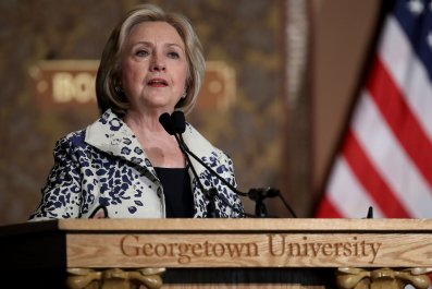Hillary Clinton 2019