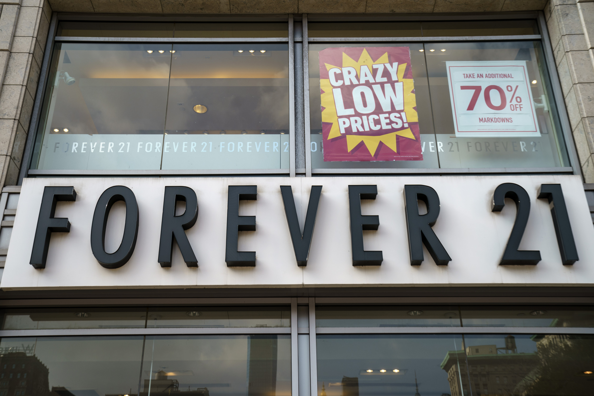 Forever 21 Goes Bankrupt How Many Stores Are Closing Will My Delivery Arrive Is Website Down