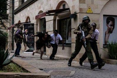 Kenya Unrest
