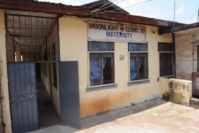 Moonlight maternity clinic