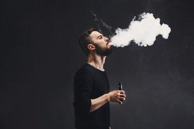 vaping, vape, e-cigarette, smoking, stock, getty, vapour