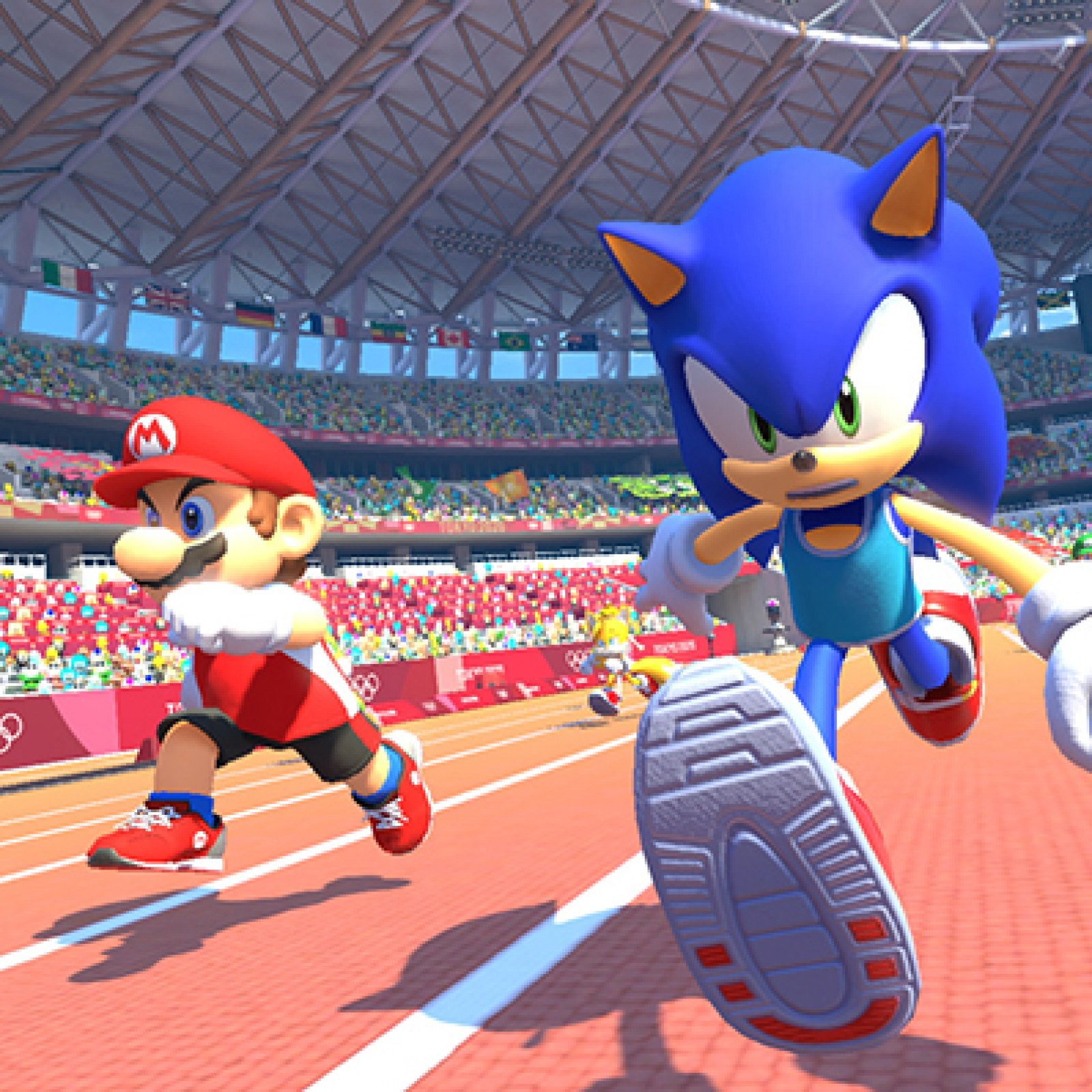 Games At E3 2020.Mario Sonic At The Olympic Games Tokyo 2020 Is Fun When