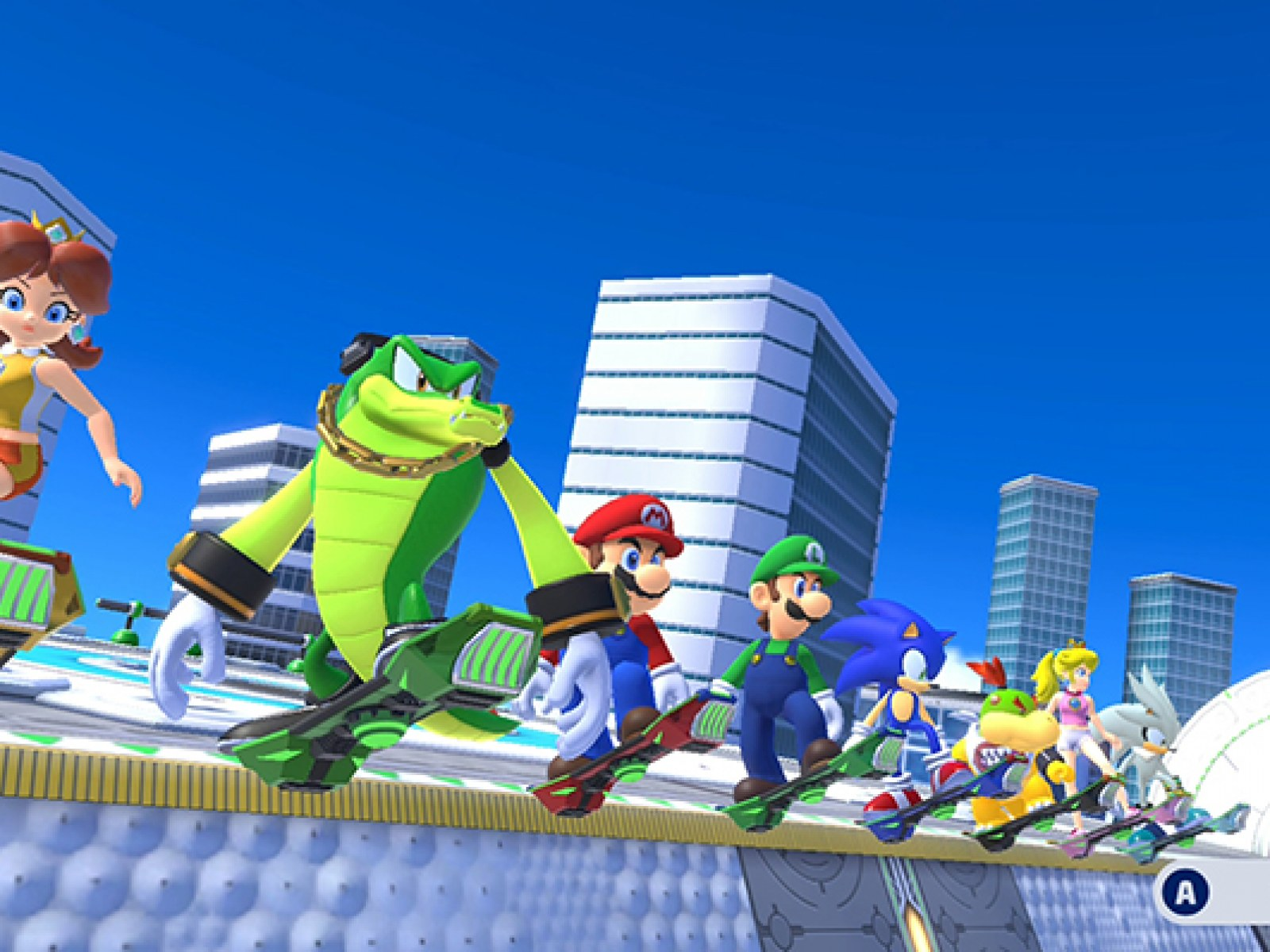Mario Sonic At The Olympic Games Tokyo 2020 Is Fun When Played