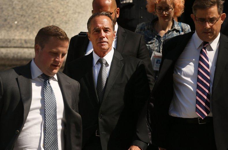 Collins Arrested on Insider Trading