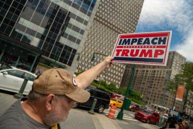 impeachment support surges