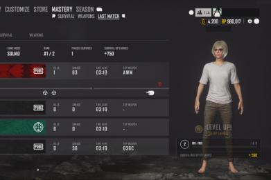 PUBG Survival Mastery