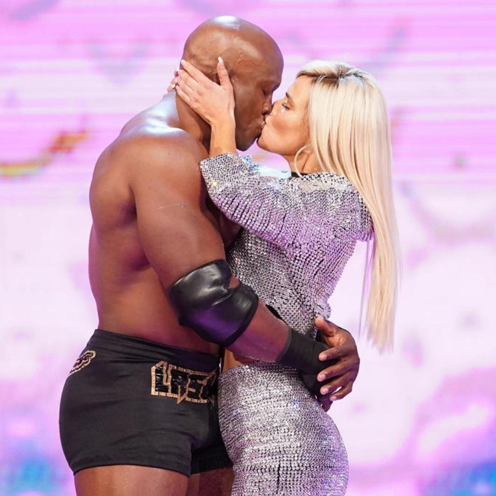 Lana Comments On Ex Husband Bobby Lashley's WWE Title Win 1