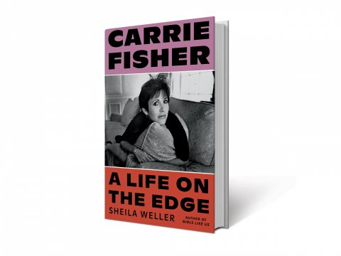 CUL_Books_Nonfiction_Carrie Fisher - A Life on the Edge