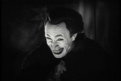 joker the man who laughs