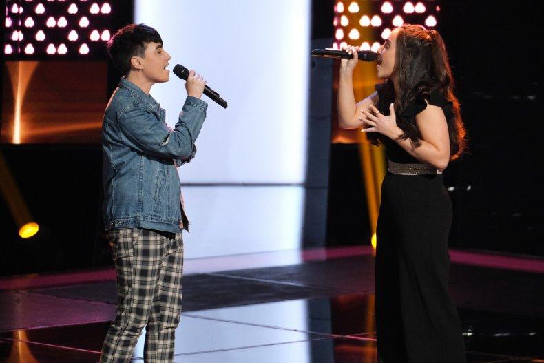 'The Voice' Season 17 Singer Dane Becomes Second Transgender Contestant