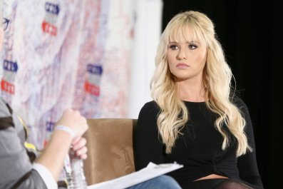 Lahren Talks Politics in L.A. Convention