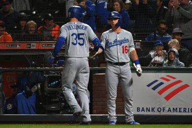 Cody Bellinger, Los Angeles Dodgers