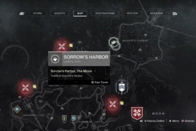destiny 2 arc logic sorrows harbor
