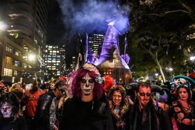 Halloween Parade New York City