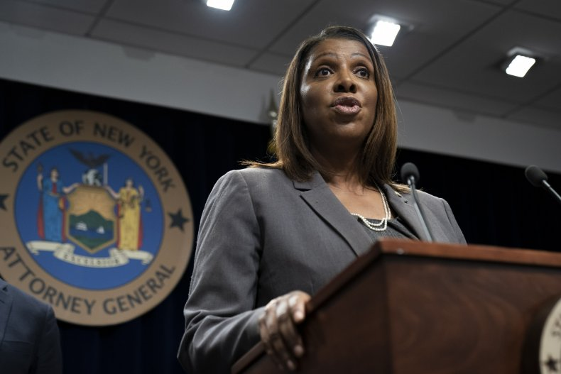 New York State Attorney General Letitia James Discusses Proposed T-Mobile And Sprint Merger