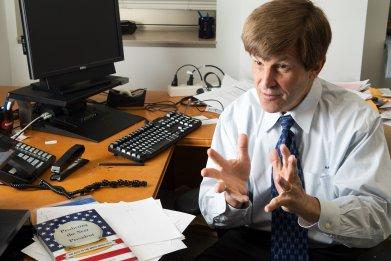 Lichtman Talks Election Modeling