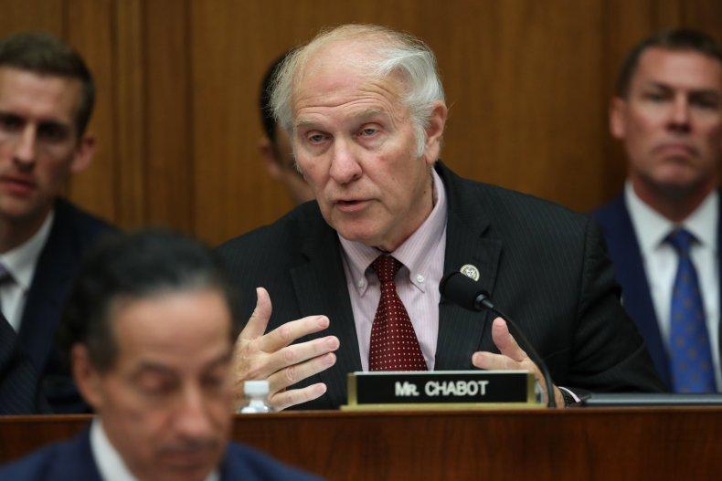 Chabot, trump impeachment