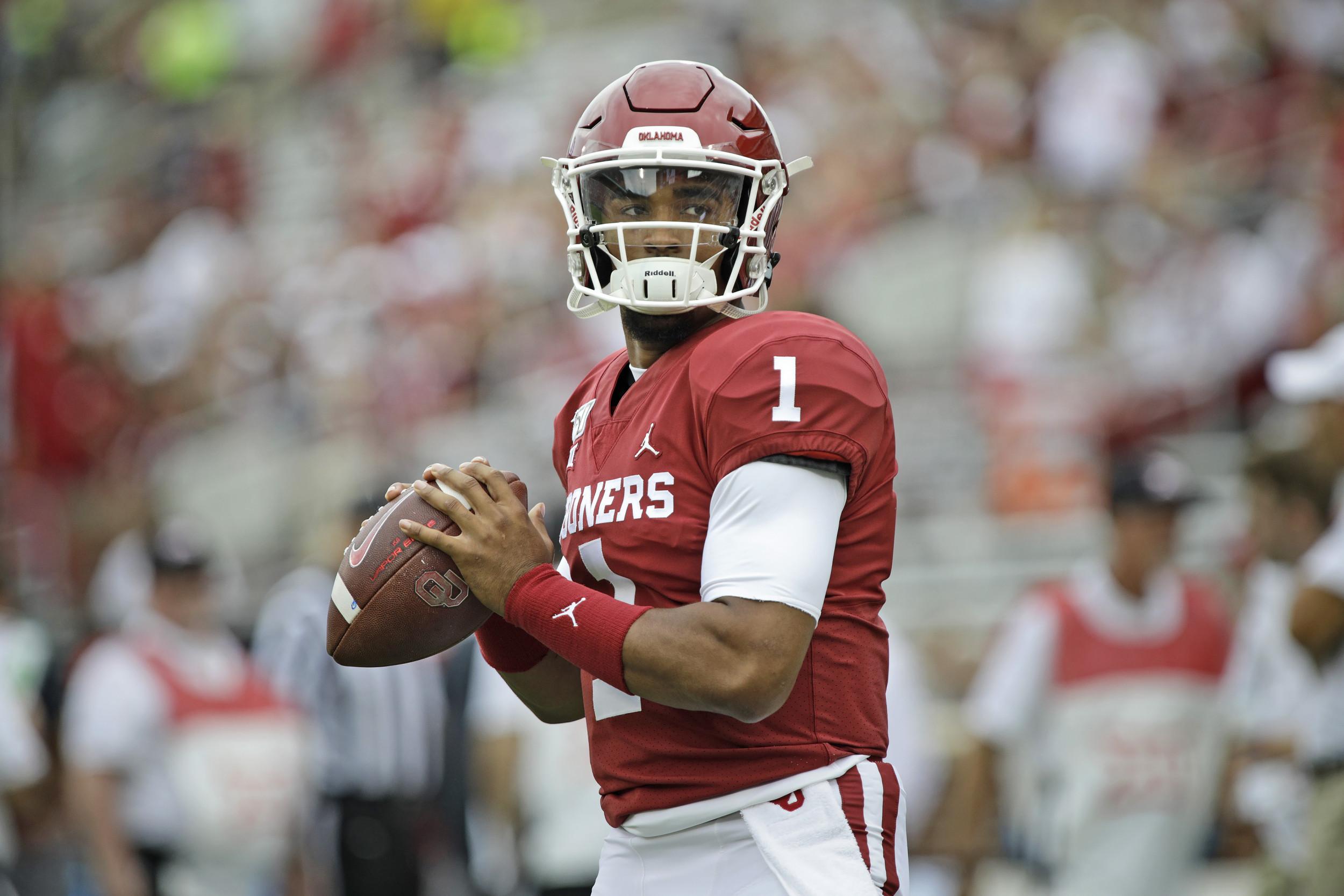 College Football 2019 Where To Watch Oklahoma Vs Texas Tv