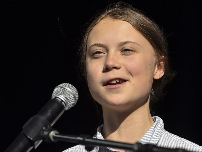 Greta Thunberg Donald Trump Twitter tweet mocks