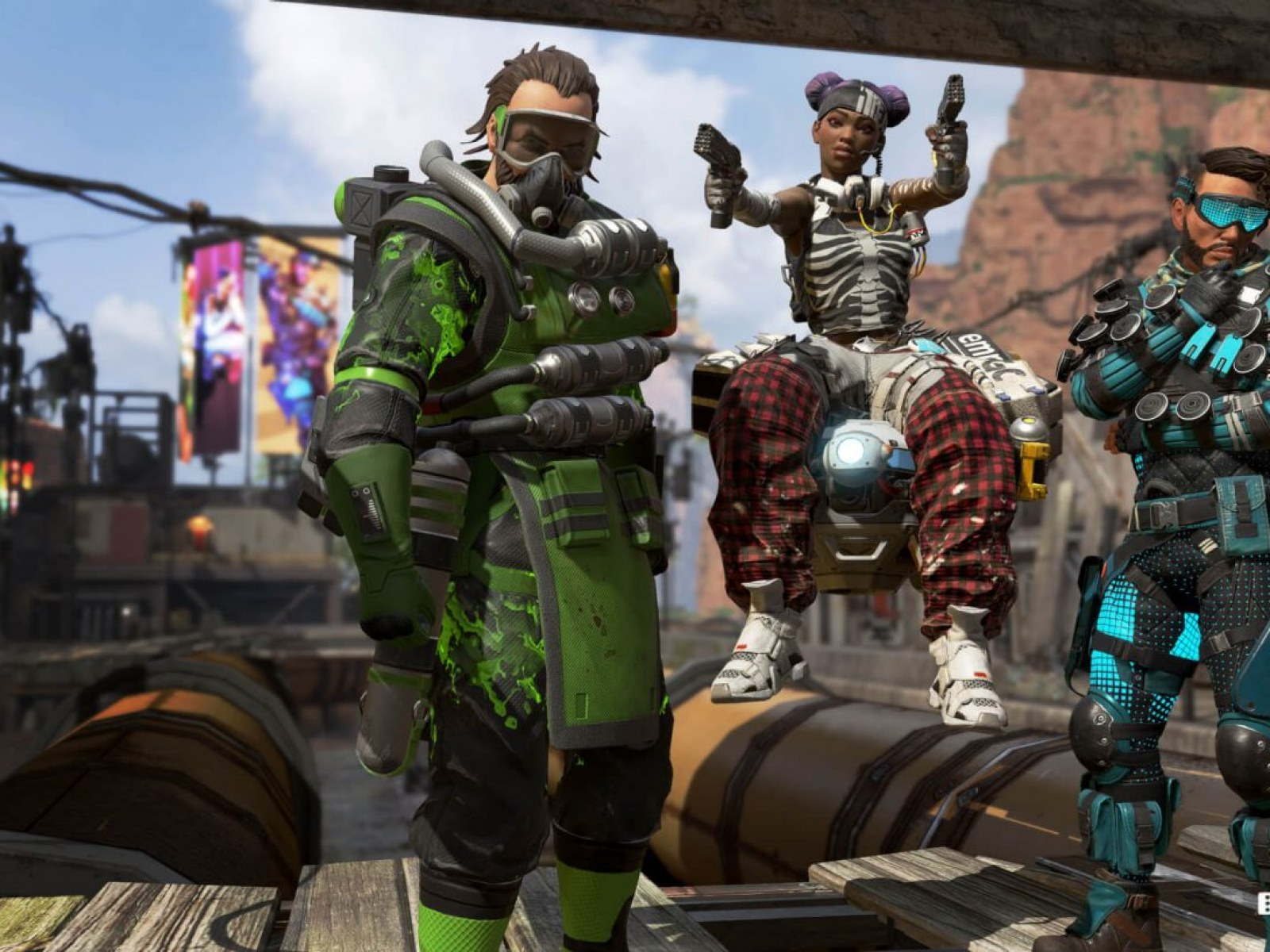Apex Legends Fight Or Fright Halloween Event Skins Shadowfall