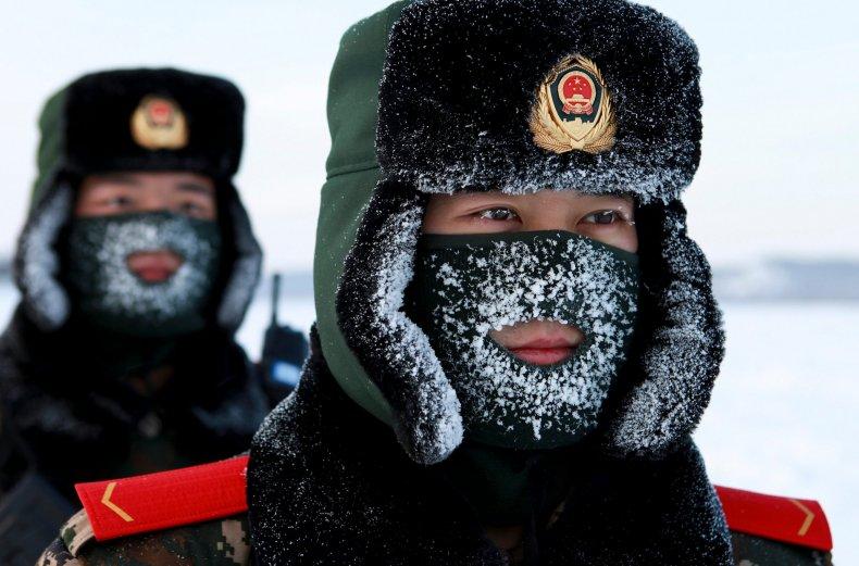Donald Trump, China, US, Arctic, Russia
