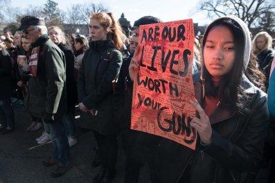 Gun Protest 2018