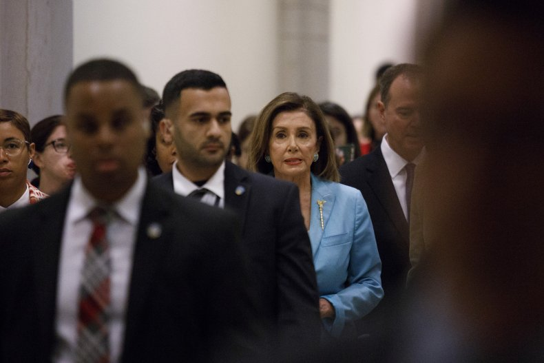 democrats too obsessed impeachment nrcc claims
