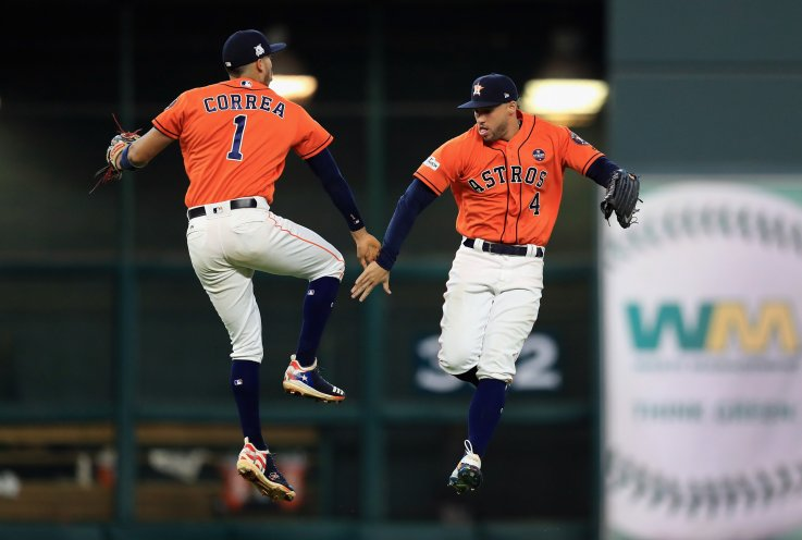 Astros 2019 >> Betting Lines Odds For 2019 American League Division Series
