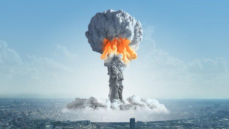 nuclear war strike major city