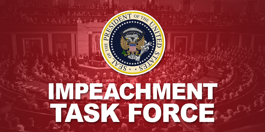 newest 4e451 a217a Trump 'Impeachment Task Force' Hellbent on Holding President ...