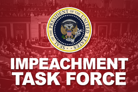 Trump Impeachment Task Force Logo