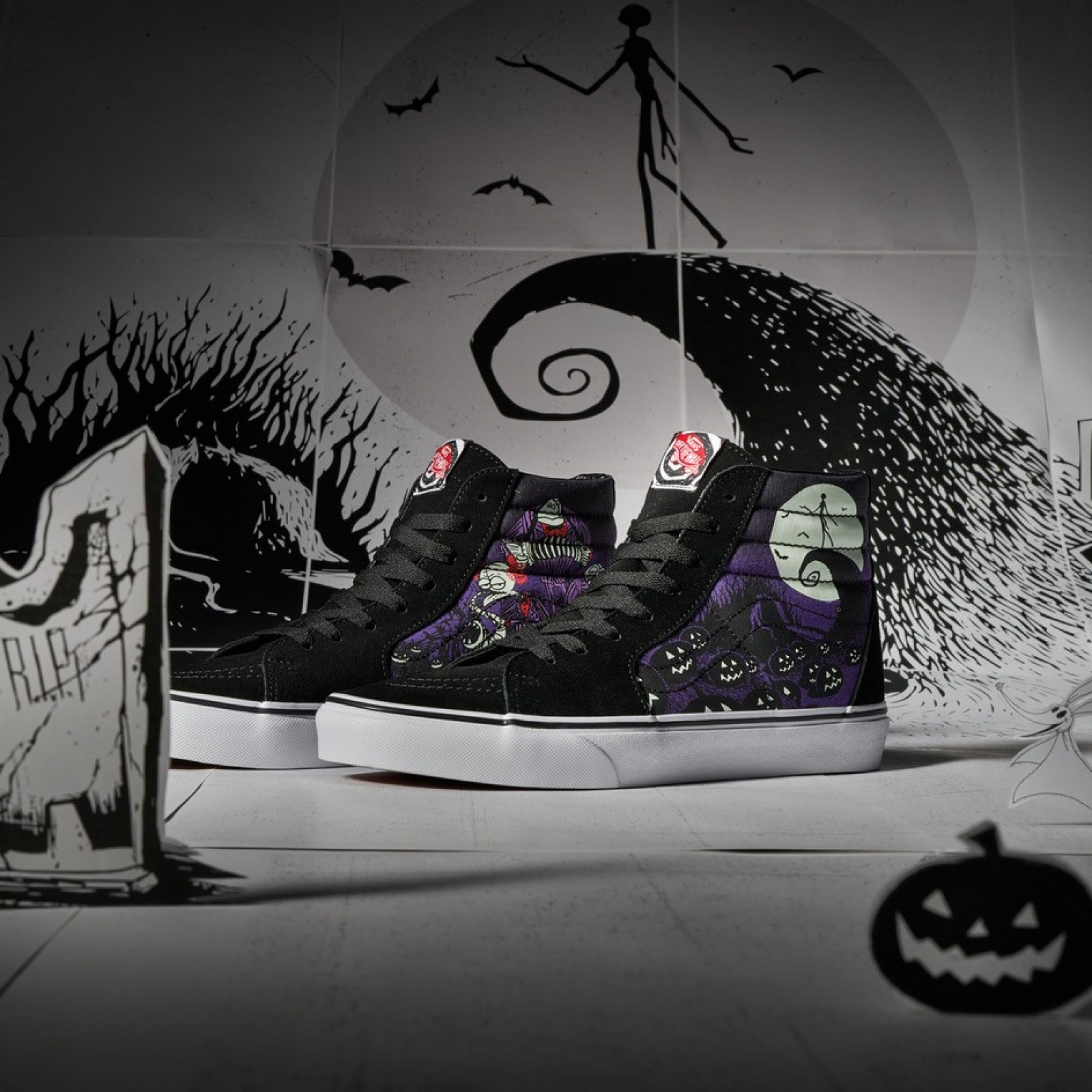 Vans Nightmare Before Christmas Collection Price Release Date