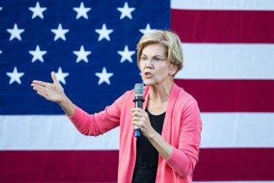 Senator Elizabeth Warren presidential campaign 2020