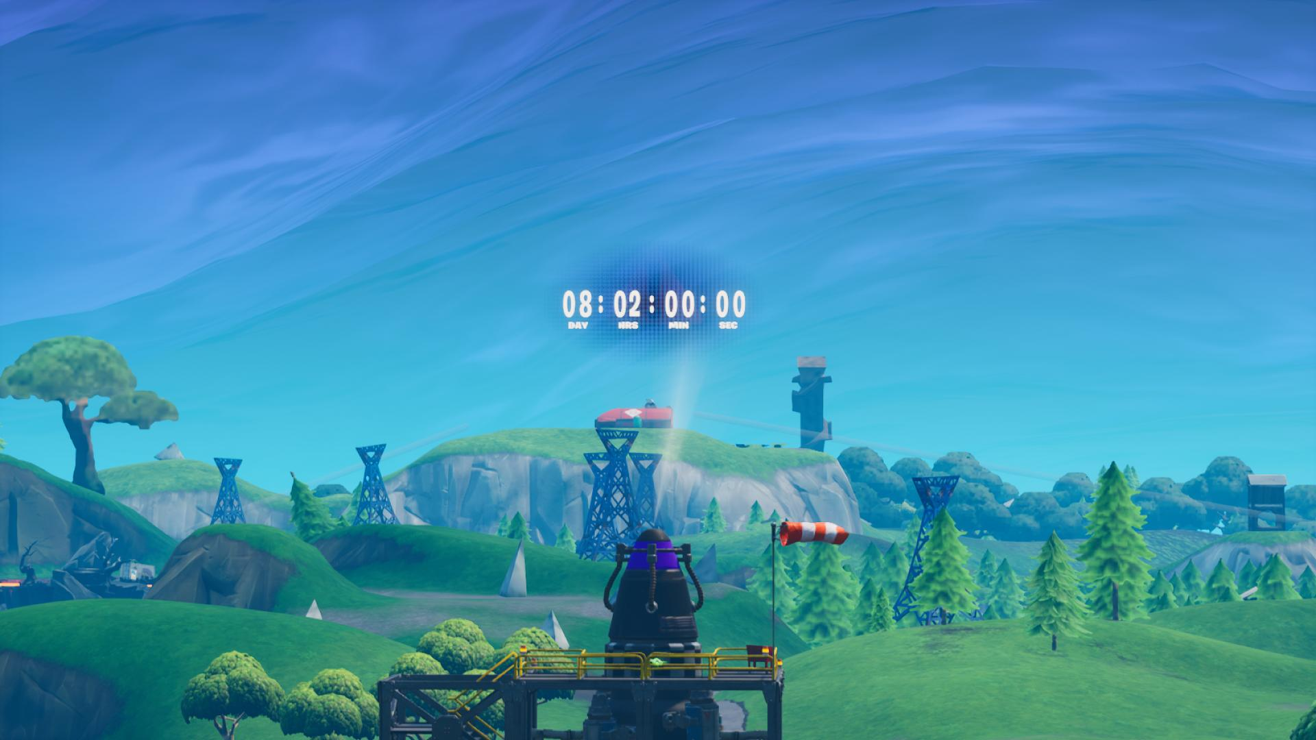 'Fortnite' Rocket Countdown Appears Before Season 10 the ...