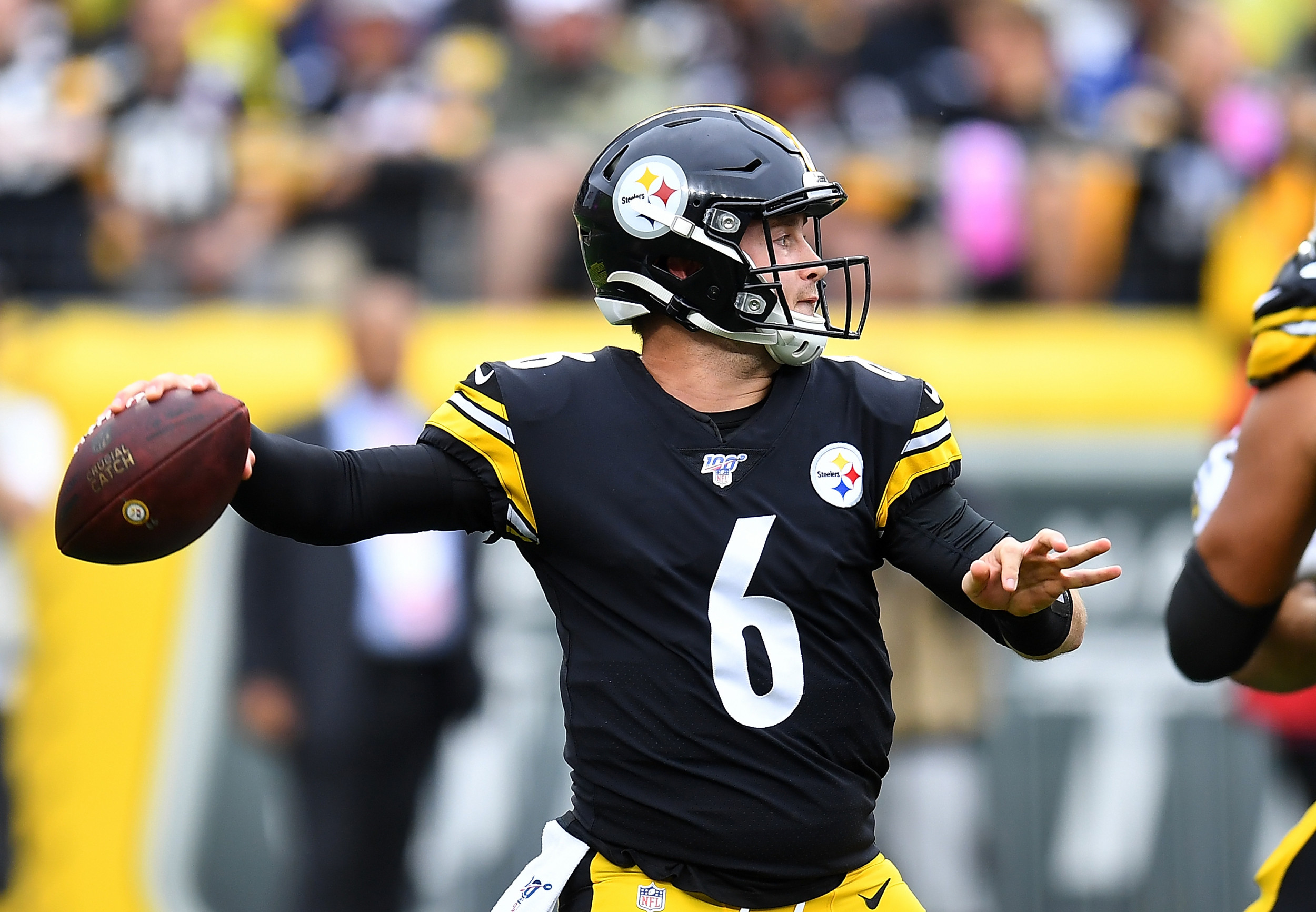 Devlin Hodges Steelers: Who Is Pittsburgh's New QB Who Replaced ...