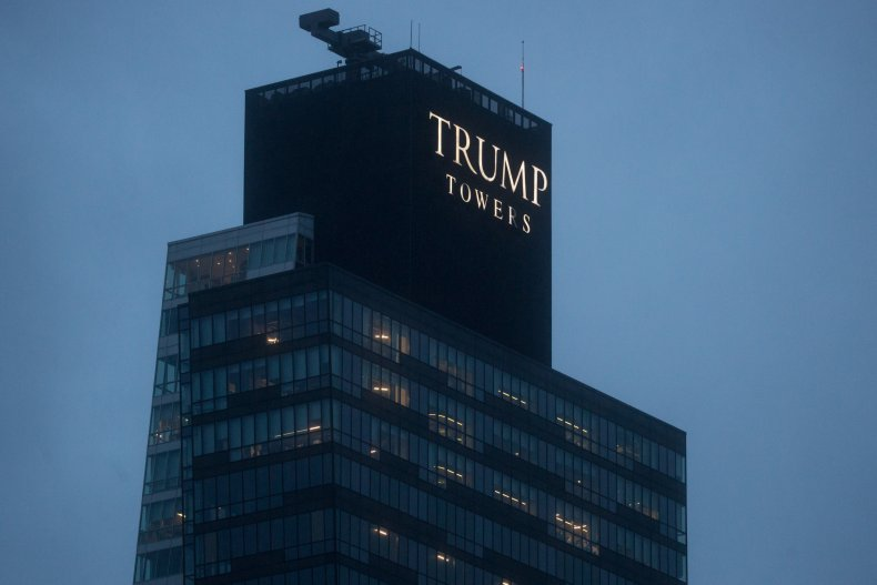 Trump Towers, Istanbul, Syria, Turkey, Ivanka