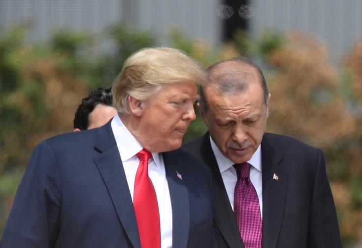 trump erdogan nATO