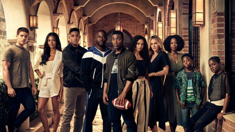 all american season 2 cast