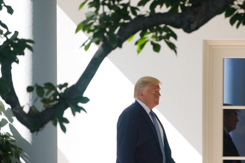 donald trump white house impeachment inquiry