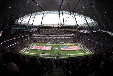 Tottenham Hotspur Stadium, NFL London