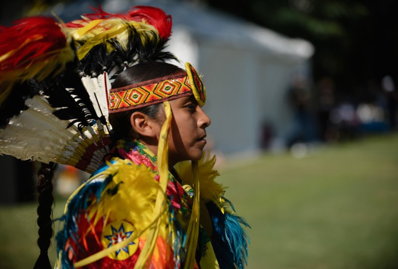columbus day indigenous peoples' day college poll