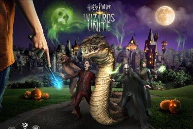 dark arts month harry potter wizards unite