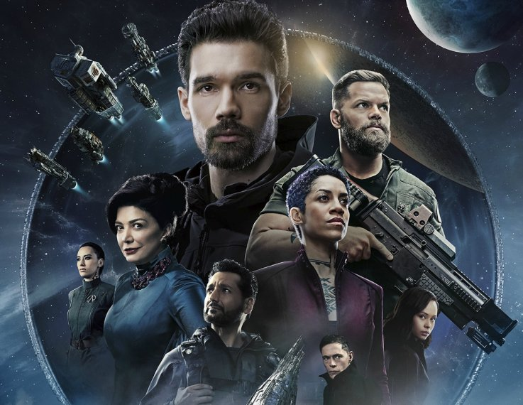 'The Expanse' Cast Describes the New Political Reality in Season 4