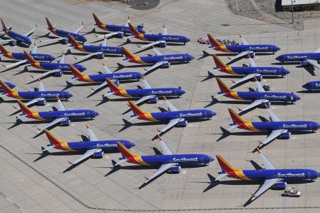 Southwest Airles 737 MAX