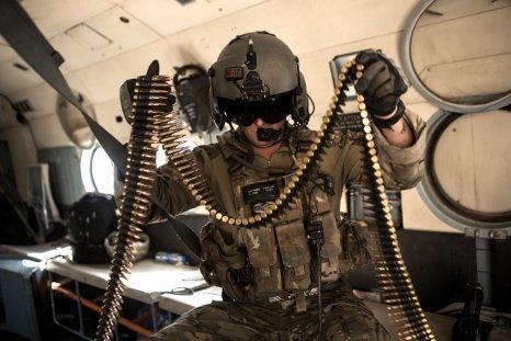 U.S. military, ammunition, Donald Trump, Syria, Kurds