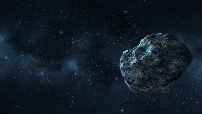 asteroid, meteoroid