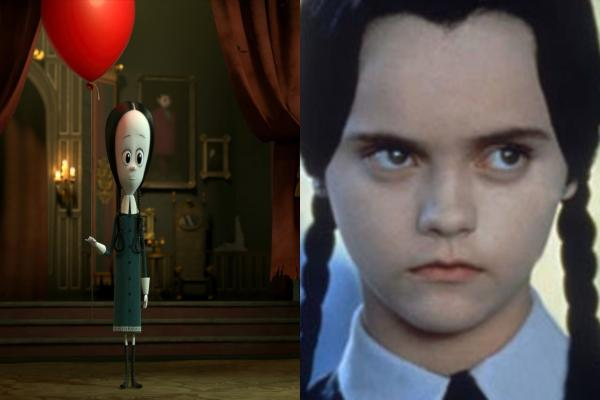 The Addams Family Cast Who Voices The Characters In The New Film