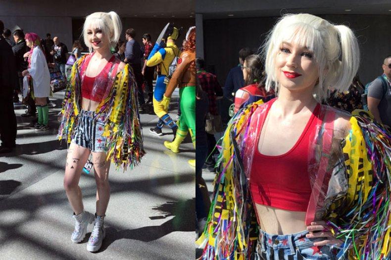 NYCC 2019 Best Cosplay Harley Quinn BOP
